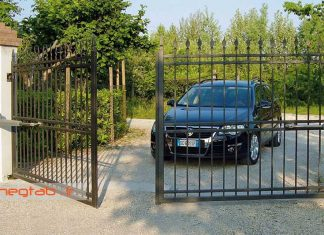 درب اتوماتیک پارکینگ تبریز