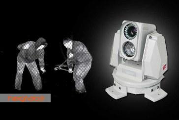 دوربین مداربسته حرارتی یا ترمال