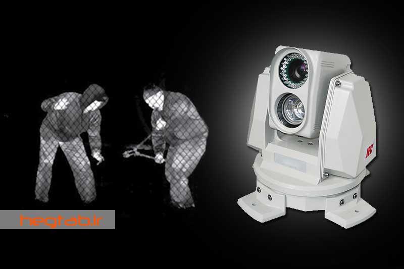 دوربین مداربسته حرارتی یا گرمایی