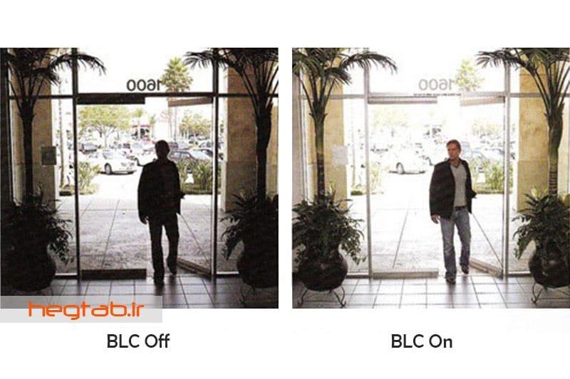دوربین مداربسته BLC