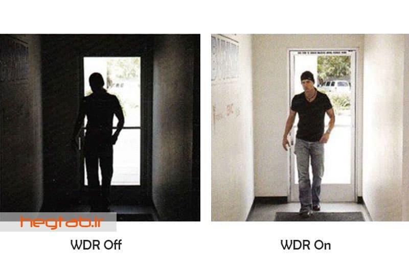 دوربین مداربسته WDR