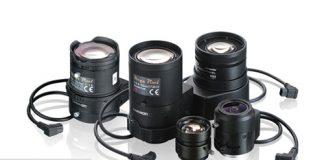 انواع لنز دوربین مداربسته در تبریز